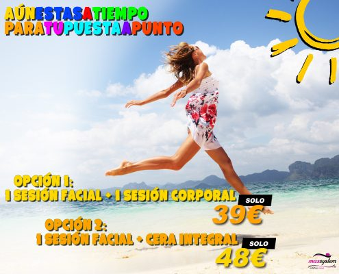 oferta de verano